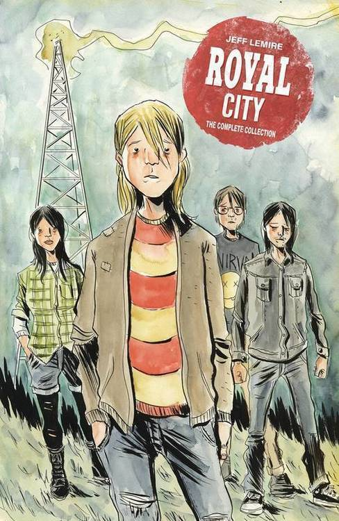 Image comics royal city hardcover volume 01 complete collection mature 20200225