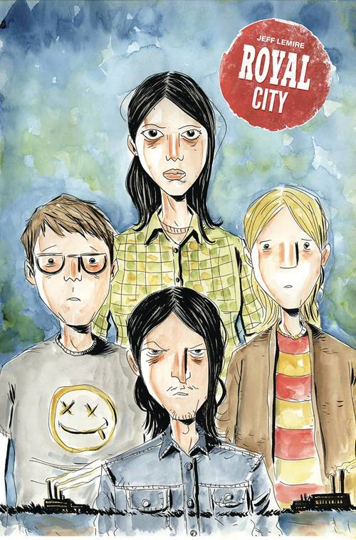 Image comics royal city tpb vol 02 sonic youth mature 20180203