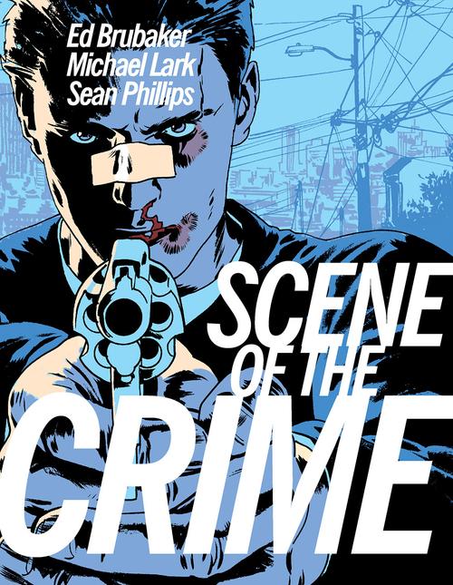 Scene Of The Crime TPB (Mature)