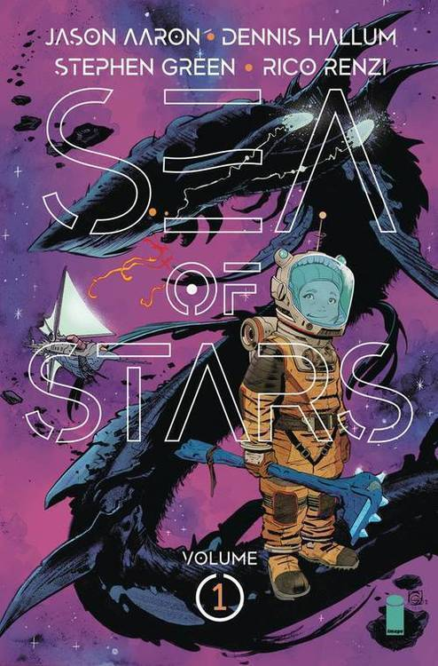 Sea Of Stars TPB Volume 1