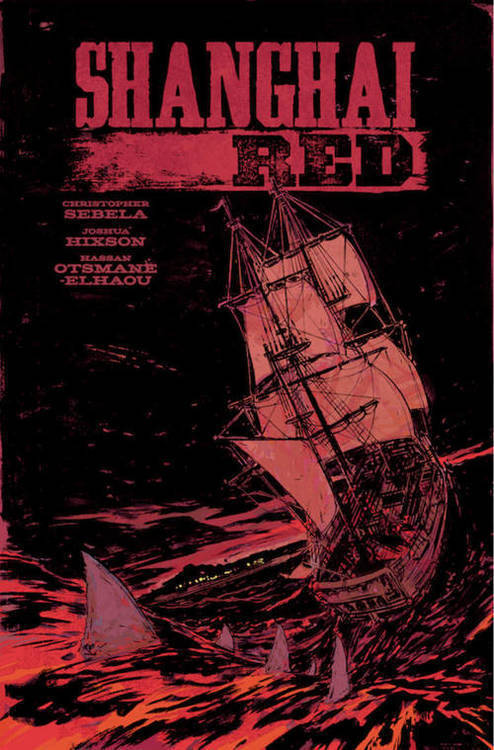 Image comics shanghai red tpb 20181025