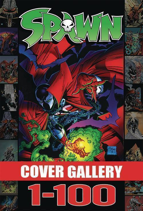 Image comics spawn cover gallery hardcover vol 01 20190327