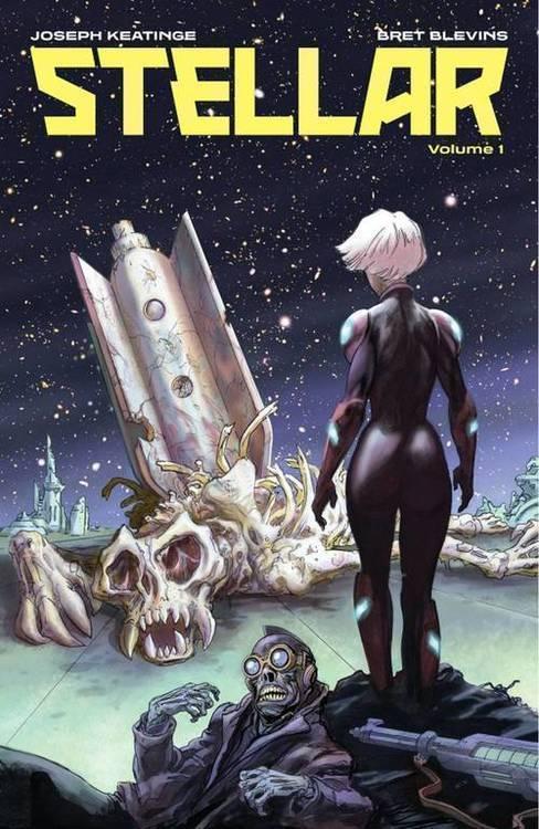 Image comics stellar tpb 20180928
