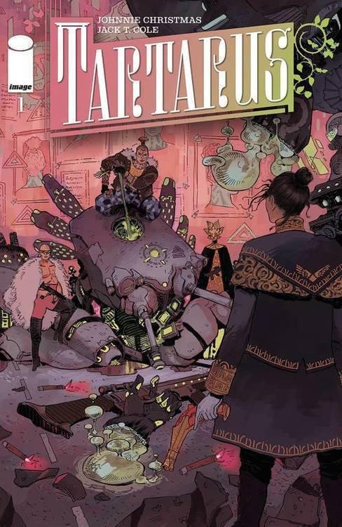 Image comics tartarus 20191127