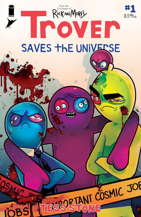 Image comics trover saves the universe mature 20210526