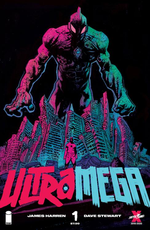 Ultramega By James Harren (Mature)