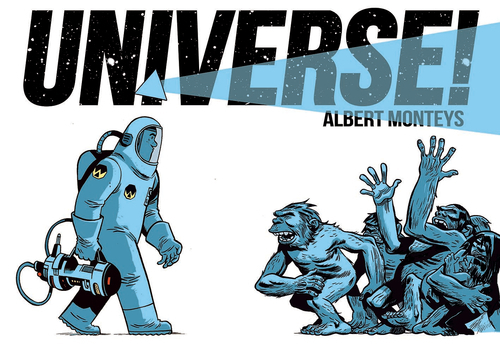 Universe Hardcover Volume 01 (Mature)