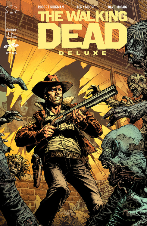 Image comics walking dead deluxe mature 20200730