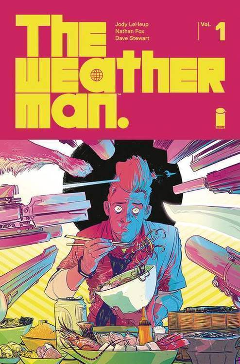 Weatherman TPB Vol 01 (Mature)