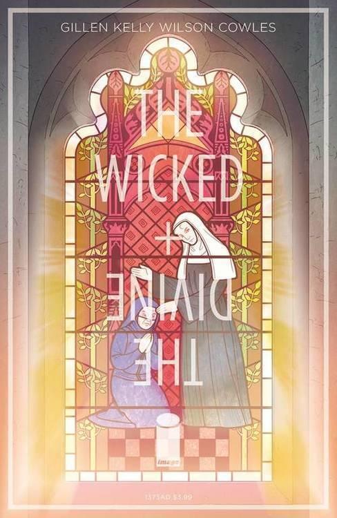 Wicked & Divine 1373 Cvr A Mckelvie & Wilson (One-Shot) (Mature)