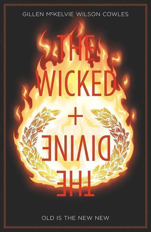Wicked & Divine TPB Volume 08 Old is the New New (Mature)