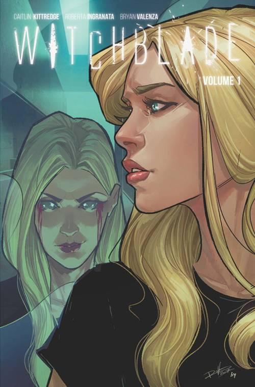 Image comics witchblade tpb volume 01 mature 20180430