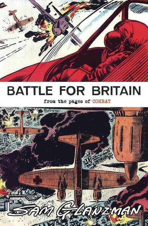 Battle For Britain From Pages Of Combat Glanzman