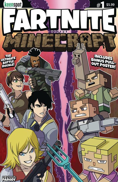 Keenspot entertainment fartnite vs minecrapt 20210502