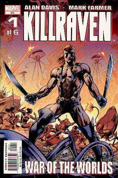 Killraven Epic Collection Warrior Worlds TPB