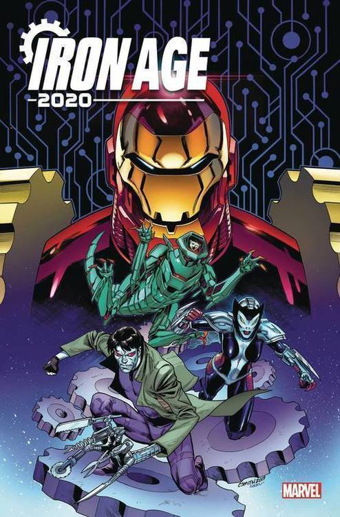 Marvel comics 2020 iron age 20191227