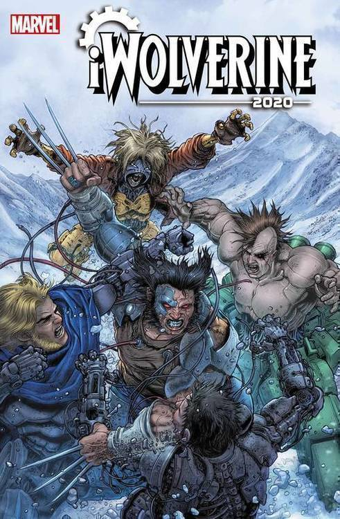 Marvel comics 2020 iwolverine 20200225