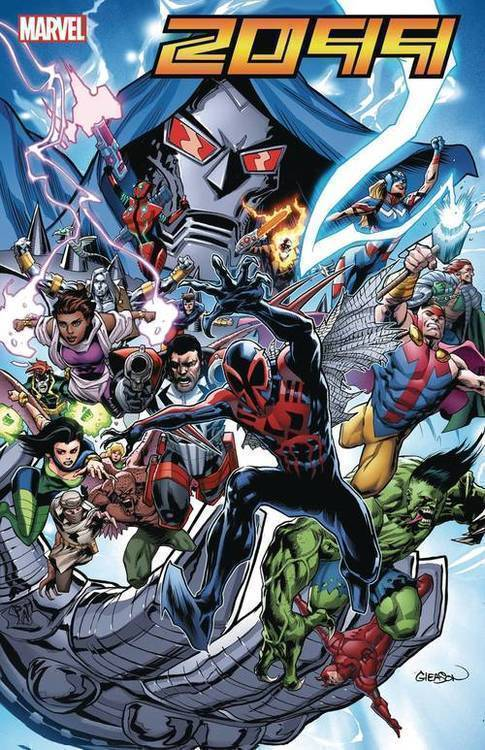 Marvel comics 2099 alpha 1 20190828