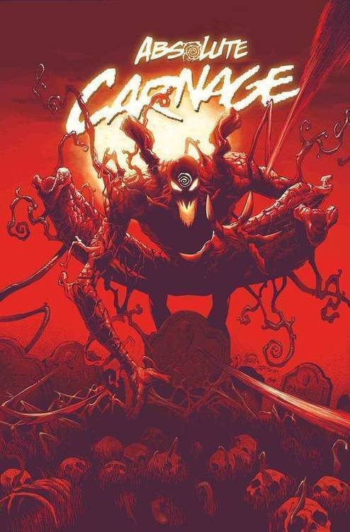 Marvel comics absolute carnage ac 20190529