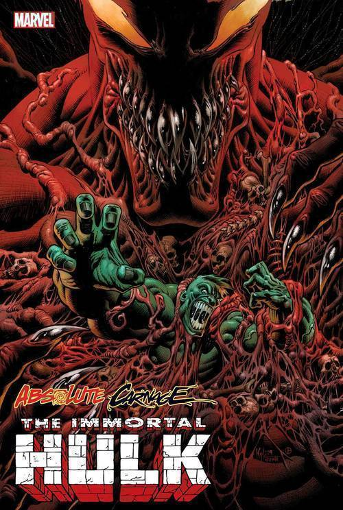 Marvel comics absolute carnage immortal hulk 20190730