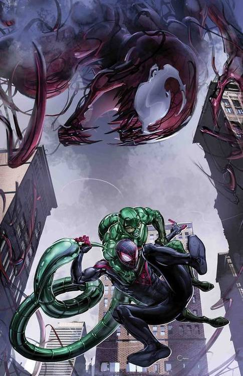 Marvel comics absolute carnage miles morales ac 20190529