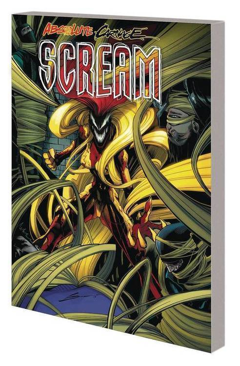 Marvel comics absolute carnage scream tpb 20190926