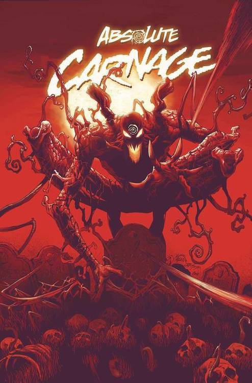 Marvel comics absolute carnage tpb 20190926