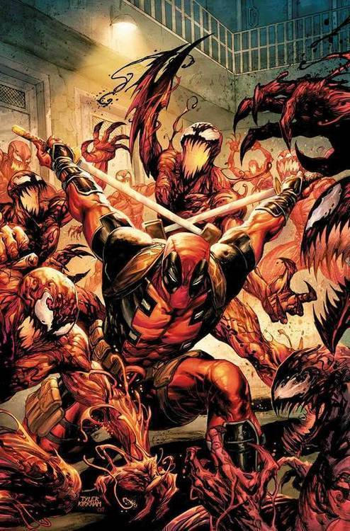Marvel comics absolute carnage vs deadpool ac 20190529