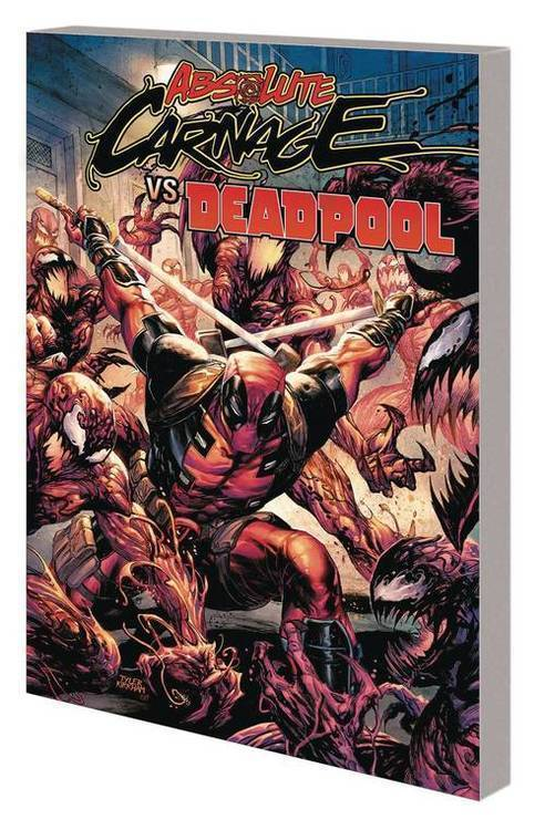 Marvel comics absolute carnage vs deadpool tpb 20190926