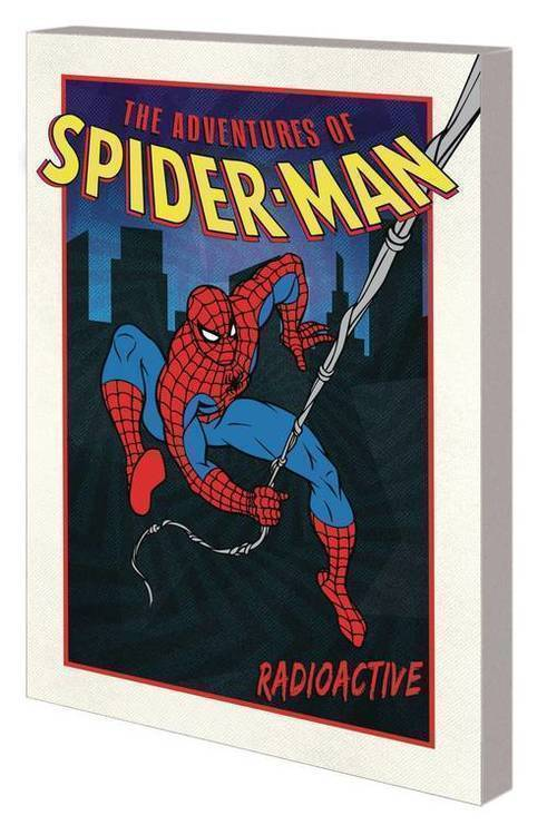 Marvel comics adventures of spider man gn tpb radioactive 20190828