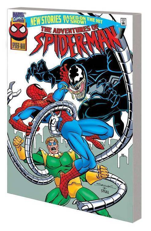 Marvel comics adventures of spider man graphic novel tpb spectacular foes 20190626