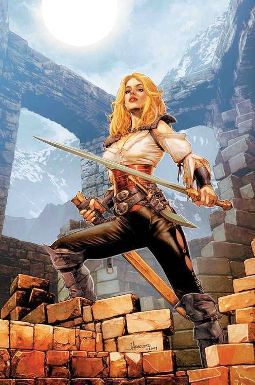 Marvel comics age of conan valeria 20190529