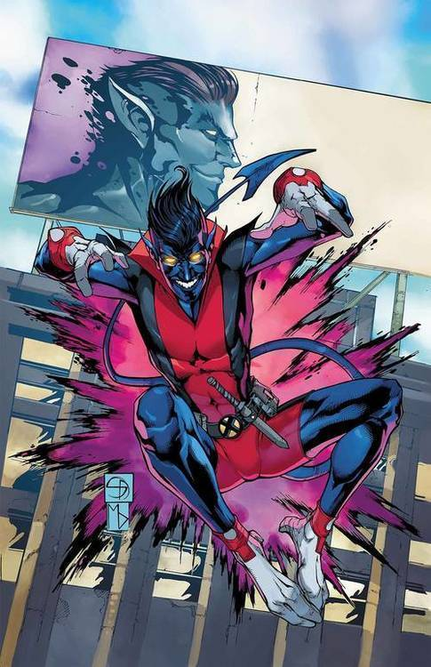 Marvel comics age of x man amazing nightcrawler 20181130