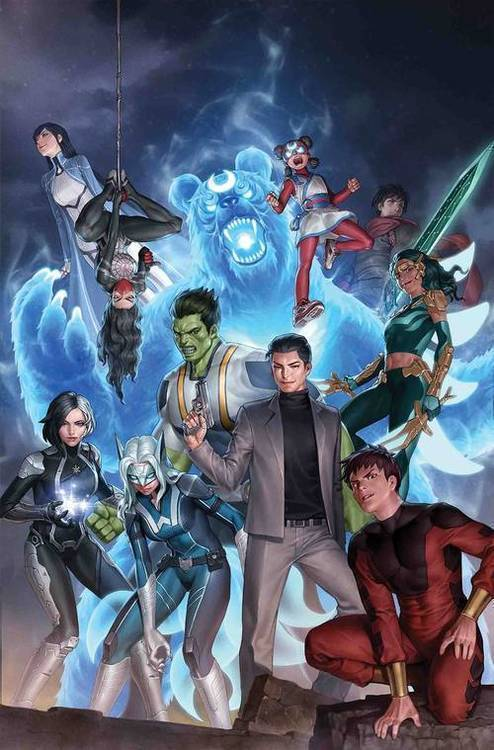Marvel comics agents of atlas 20190529