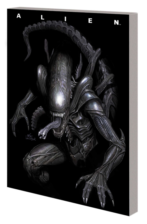 Marvel comics alien tpb volume 01 bloodlines 20210526