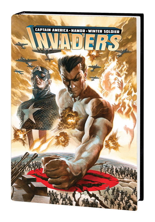 Marvel comics always an invader hardcover 20200627
