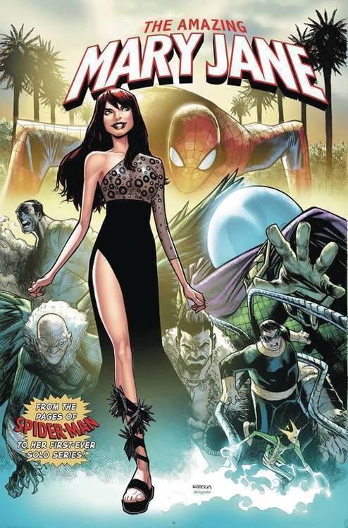 Marvel comics amazing mary jane tpb volume 01 20191227