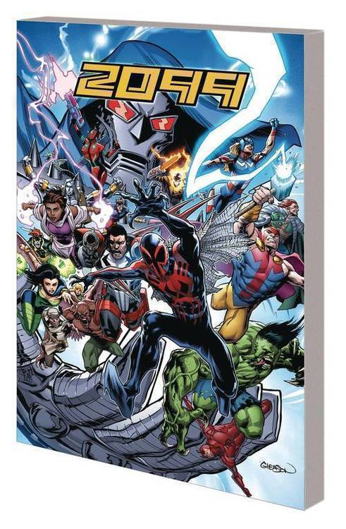 Marvel comics amazing spider man 2099 companion tpb 20200128
