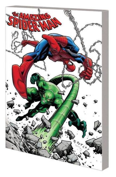 Marvel comics amazing spider man by nick spencer tpb vol 03 20190129