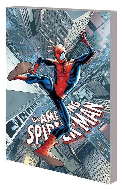 Marvel comics amazing spider man by nick spencer tpb volume 02 20181025