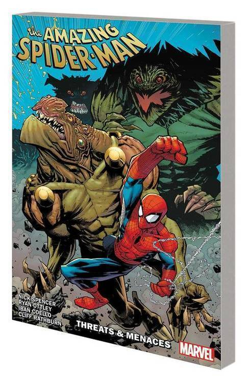 Marvel comics amazing spider man by nick spencer tpb volume 08 threats menace 20200225