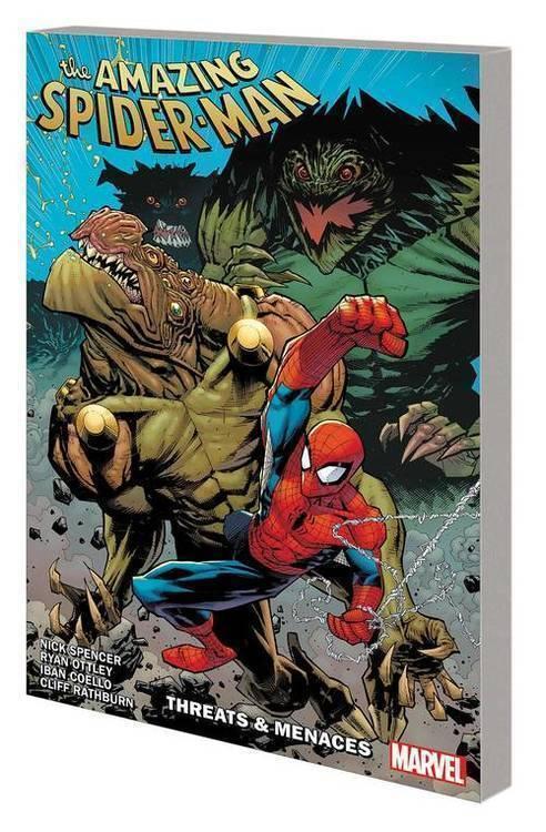 Marvel comics amazing spider man by nick spencer tpb volume 08 threats menace 20200225