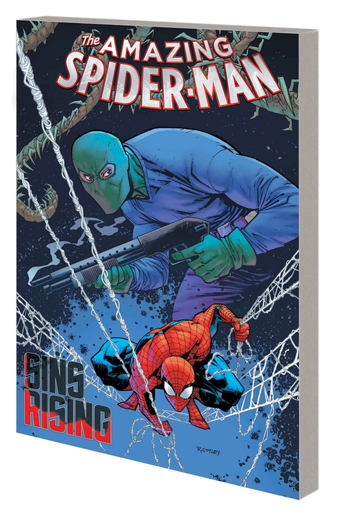 Marvel comics amazing spider man by nick spencer tpb volume 09 sins rising 20200730