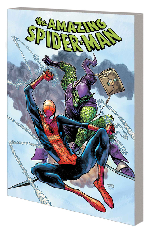 Marvel comics amazing spider man by nick spencer tpb volume 10 green goblin returns 20200826