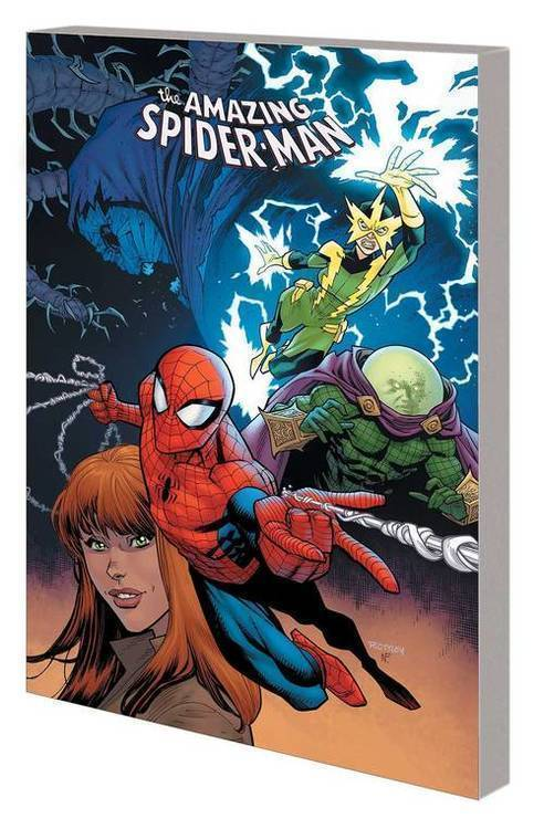 Marvel comics amazing spider man by nick spencer tpb volume 5 20190626