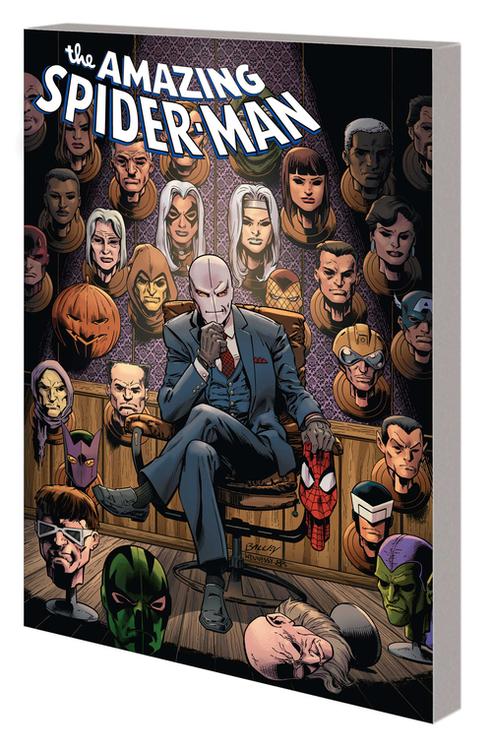 Marvel comics amazing spider man by spencer tpb volume 14 chameleon conspiracy 20210526
