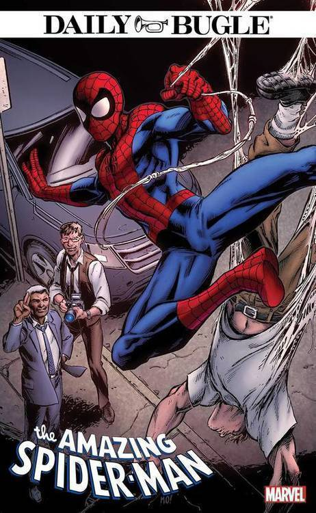 Amazing Spider-Man Daily Bugle