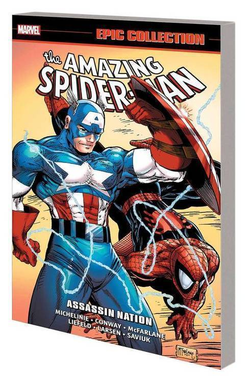 Marvel comics amazing spider man epic collection tpb assassin nation 20190129