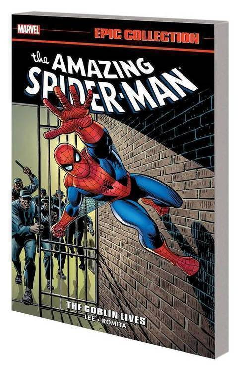 Marvel comics amazing spider man epic collection tpb goblin lives 20190225