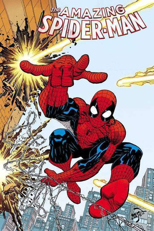 Marvel comics amazing spider man going big 20190626